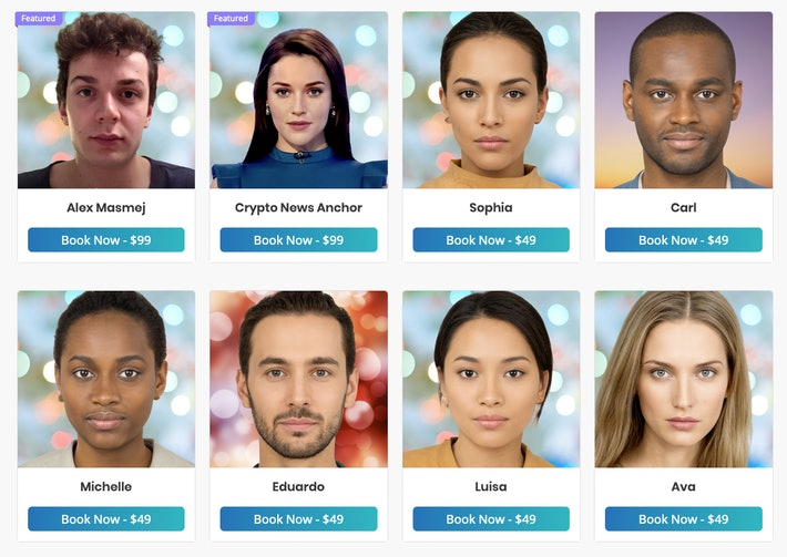 Deepfake Market Research